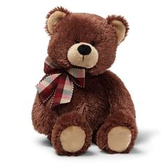 Shop GUND and babyGUND stuffed animals, teddy bears, and licensed plush. Browse new products, or learn about our year history of quality soft toys. Teddy Beer, Teddy Bear Gifts, Brown Teddy Bear, Plush Animals, Stuffed Animals, Stuffed Toy, Bear Cartoon, Actress Photos, Plushies