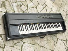 MATRIXSYNTH: Rare Italian ELEX Vintage Analog Synthesizer SN 17...