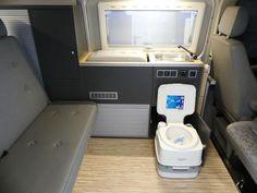 VW T6 Individualausbau mit WC