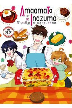 Amaama To Inazuma / Sweetness And Lightning Vol.1-12End Anime DVD