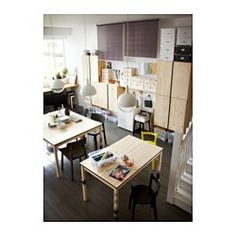 brown modern side tables and accent tables ikea lovabacken ikea side ...