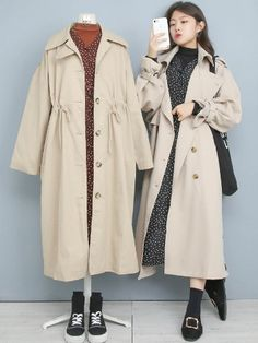 in 2020 Ulzzang Fashion, Hijab Fashion, Fashion Outfits, Fasion, Fall Outfits, Casual Outfits, Cute Outfits, Matching Outfits Best Friend, Friend Outfits
