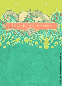 Scatter joy ©Angi & Silas www.Duirwaigh.com