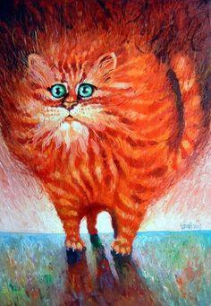 Amazing Paintings by Laimonas Smergelis