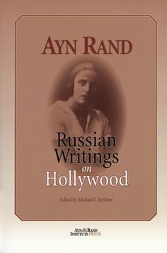 Russian Writings on Hollywood by Ayn Rand