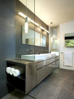 Modern Bathroom Design Ideas | Beautiful Homes Design