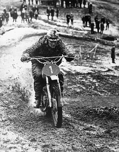 Image result for dave Bickers motocross