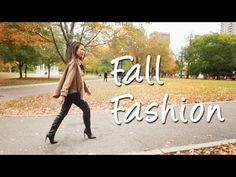 Great fashion combinations, nice view of how to walk