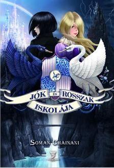 Soman Chainani - Jók és Rosszak Iskolája Harry Potter, Fantasy, Film, Anime, Movies, Movie Posters, Minden, Ideas, Films