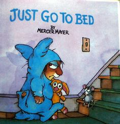 I read this to my son, when he was little, almost every night!