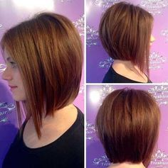 10 Long Bob Haircuts For Round Faces | Bob Hairstyles 2015 - Short Hairstyles for Women