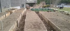 How to Build Raised Beds | Living the Rustic Life