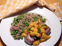 Tuna and Mango Salsa