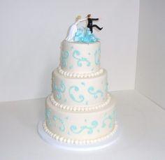 Custom Cakes Gallery - Wedding Cakes - TipsyCake Chicago