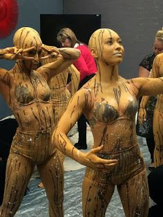 Human Statue Bodyart: So You Think You Can Dance Bodypainting Brisbane, Melbourne, Perth, Sydney, Human Body Art, Fashion Models, Thinking Of You, Tv Shows, Dance