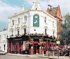 The White Horse has long been nicknamed the Sloaney Pony because it was a key meeting point for Sloane Rangers in the Eighties, and was named as one of the 2 best pubs in London.