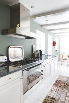 Style vintage dans une maison de pêcheur - PLANETE DECO a homes world