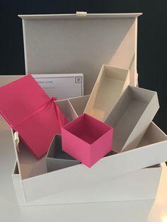 memoryboxx Wedding Ivory-Pink