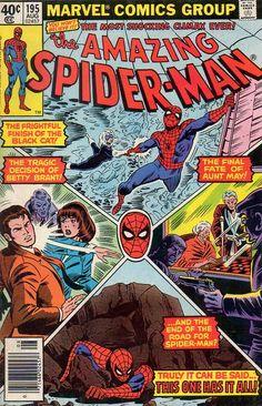 The Amazing Spider-Man #195