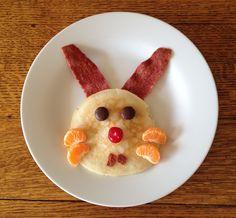 Easter pancake fun