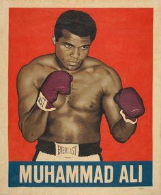 "robotcosmonaut: ""Muhammad Ali """
