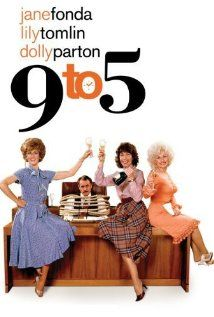 Nine to Five (1980)  Three #female employees of a #sexist, egotistical, lying, hypocritical #bigot find a way to turn the tables on him. Good movie even though Jane Fonda is in it.