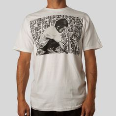 Young Scribe T-Shirt by El Mac and Retna