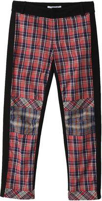 Slim plaid pants / POPSUGAR Shopping: Derek Lam (デレクラム) スリムチェックパンツ