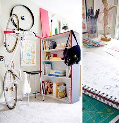 Anne Ulku´s studio