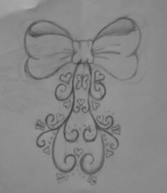 ribbon bow design | Ribbon+bow+tattoo+designs Swirly Tattoo, I Tattoo, Bow Tattoos, Tatoos, Bow Tattoo Designs, Body Is A Temple, Bow Design, Couple Tattoos, Ribbon Bows