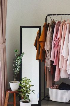 Looking to change up your look? Start being creative with your outfits with this blog post by Fashion In My Eyes. Victorian Terrace Interior, Wardrobe Rack, New Fashion, House, Change, Furniture, Eyes, Creative, Blog