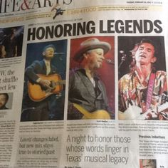 Hall of Famers - Texas songwriters