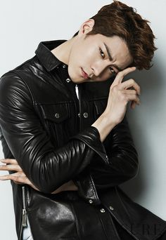 Hong Jong Hyun - Sure Magazine May Issue '15