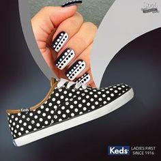 Inspiração do Dia: Poás #temnaspot #temnajoy #keds #kedslovers #poás #estampa #fashion #girls