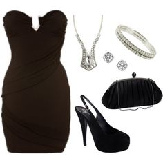 """Black Tie"" by wonderland449 on Polyvore  Must Have!"