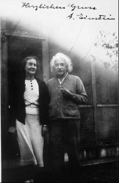 Albert Einstein // 1879–1955.  Einstein's complete archives—from personal correspondence with half a dozen lovers to notebooks scribbled with his groundbreaking scientific research—are going online. The Hebrew University of Jerusalem, which owns the archive, is pulling never-before seen items from its climate-controlled safe, photographing them in high resolution and posting them on the Internet — offering the public a nuanced and fuller portrait of the man behind the scientific genius.