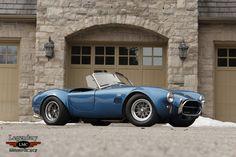 Original 1965 Shelby Cobra 427