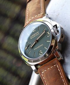 """Panerai Central on Instagram  """"One of the best  Panerai pieces in a while.  The  PAM911"""