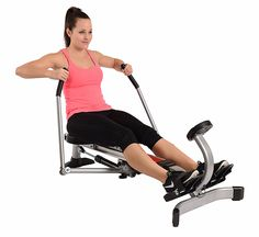 Stamina Body Trac 1050 Rowing Machine Review