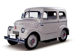 Tama Ev Japon 1947: furgoneta eléctrica                                                                                                                                                                                 Más