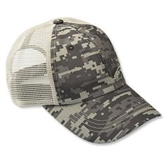 Camo Fishing Hat   Digi Camo Trucker Hat 418df6637290