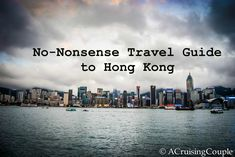 Everything you need to know about planning your trip to Hong Kong. Plus, great money money saving tips! Wish we would have known this before we went to Hong Kong!