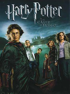 Harry Potter 4: El Cáliz de Fuego - online 2005