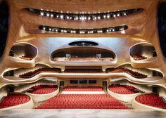 MAD's Harbin Opera House ... so alien