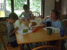 Teaching Writing in Your Homeschool #homeschool #homeschooling #writing