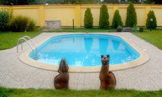 Fóliový zapustený bazén - Menorca Ováls