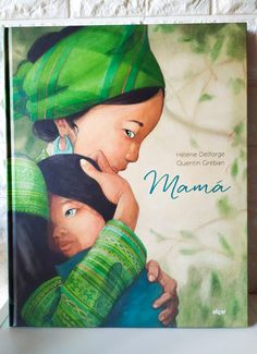 Hélène Delforge - Mama - Two for Books Illustrations, Children's Book Illustration, I Love Reading, Mothers Love, Mother And Child, Story Time, Book Lists, Projects For Kids, Book Worms