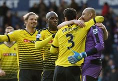 Heurelho Gomes sets new Premier League record after Watford penalty heroics