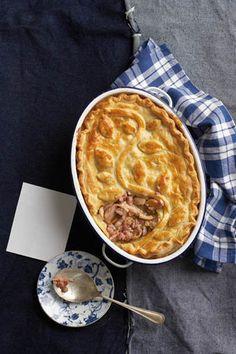Hoenderpastei | SARIE | Chicken pie
