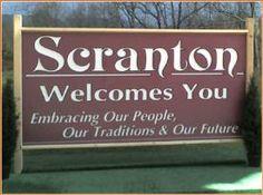 Scranton, PA home of Marywood College, my alma mater!